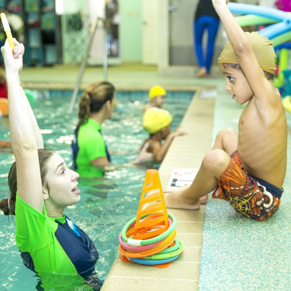 Aquamotion Swim for safety fun and fitness pembroke pines EUA South Florida  swim school poll swimming 2